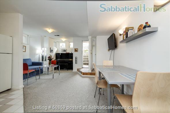 Fully furnished 1 BD apartment on Capitol Hill in Washington, D.C.; $2450/month, utilities included. Home Rental in Washington, District of Columbia, United States 5