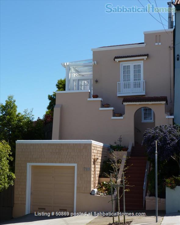 SF: CHARM, LOCATION & VIEW $4200 monthly 2 br 2 ba Home Rental in San Francisco, California, United States 1