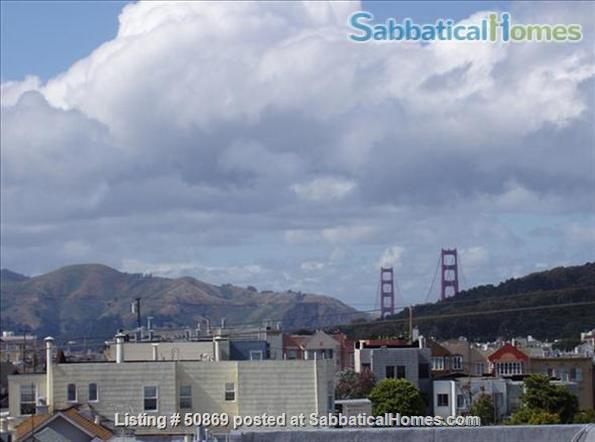 SF: CHARM, LOCATION & VIEW $4200 monthly 2 br 2 ba Home Rental in San Francisco, California, United States 8