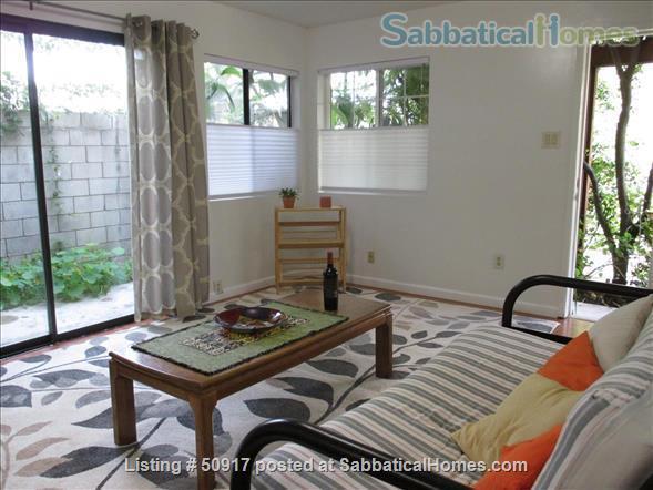 Sparkling clean ground floor condo, utilities & wifi included, walk everywhere Home Rental in Berkeley, California, United States 0