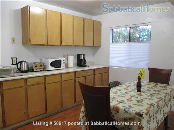 Sparkling clean ground floor condo, utilities & wifi included, walk everywhere Home Rental in Berkeley, California, United States 4