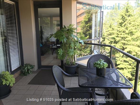 Vancouver  Seawall 2 Bedroom Condo by  Granville Island and Kitsilano Home Rental in Vancouver, British Columbia, Canada 1