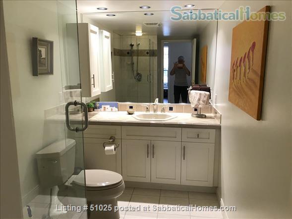 Vancouver  Seawall 2 Bedroom Condo by  Granville Island and Kitsilano Home Rental in Vancouver, British Columbia, Canada 7