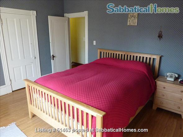 Beautiful Home in Safe Summit Hill, Saint Paul: Furnished 2-BR Sabbatical House Available, with huge library/study Home Rental in St Paul, Minnesota, United States 7
