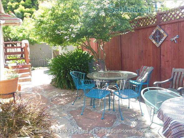 TWO BEDROOM FURNISHED, ALL EQUIPPED  PRIVATE DUPLEX, Home Rental in Berkeley, California, United States 0