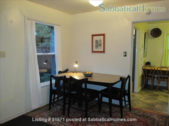 TWO BEDROOM FURNISHED, ALL EQUIPPED  PRIVATE DUPLEX, Home Rental in Berkeley, California, United States 2
