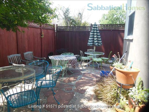 TWO BEDROOM FURNISHED, ALL EQUIPPED  PRIVATE DUPLEX, Home Rental in Berkeley, California, United States 3