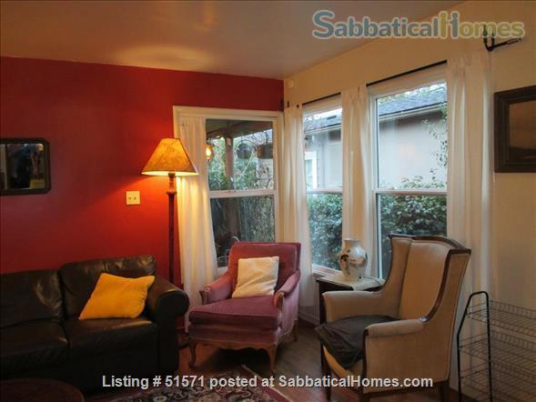 TWO BEDROOM FURNISHED, ALL EQUIPPED  PRIVATE DUPLEX, Home Rental in Berkeley, California, United States 4