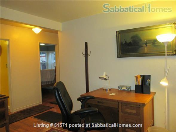 TWO BEDROOM FURNISHED, ALL EQUIPPED  PRIVATE DUPLEX, Home Rental in Berkeley, California, United States 5