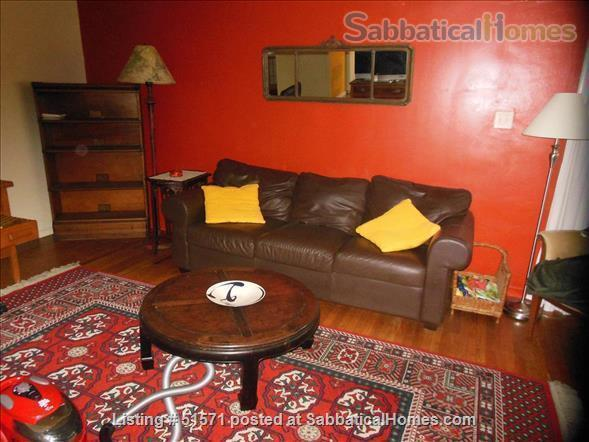 TWO BEDROOM FURNISHED, ALL EQUIPPED  PRIVATE DUPLEX, Home Rental in Berkeley, California, United States 6