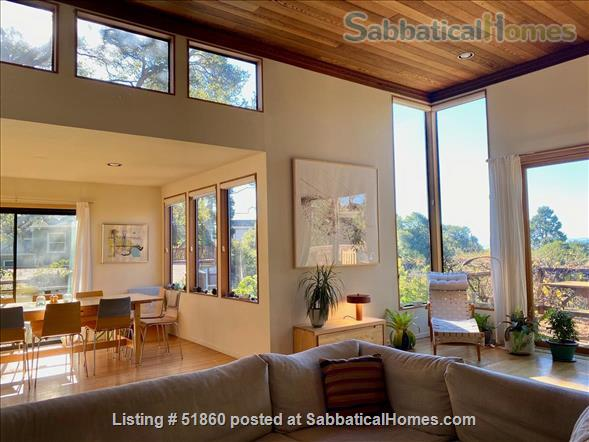 Indoor/Outdoor Living with San Francisco View; 3 bedrooms/2.5 baths - Berkeley, CA Home Rental in Kensington, California, United States 1