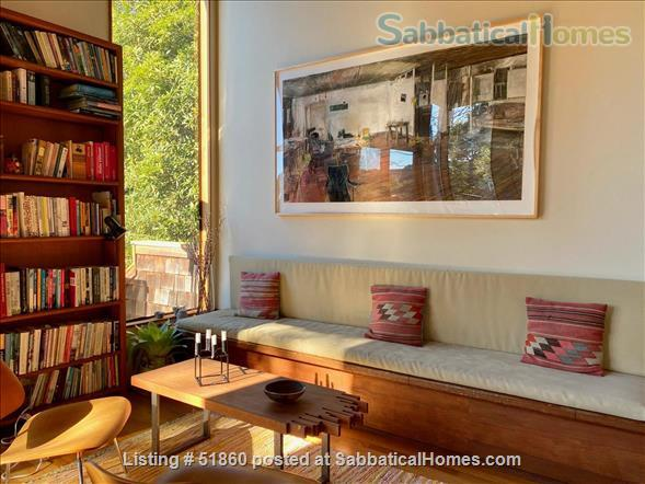 Indoor/Outdoor Living with San Francisco View; 3 bedrooms/2.5 baths - Berkeley, CA Home Rental in Kensington, California, United States 0