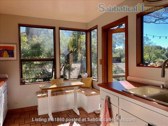 Indoor/Outdoor Living with San Francisco View; 3 bedrooms/2.5 baths - Berkeley, CA Home Rental in Kensington, California, United States 2