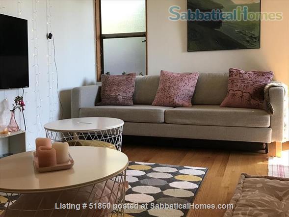 Indoor/Outdoor Living with San Francisco View; 3 bedrooms/2.5 baths - Berkeley, CA Home Rental in Kensington, California, United States 5