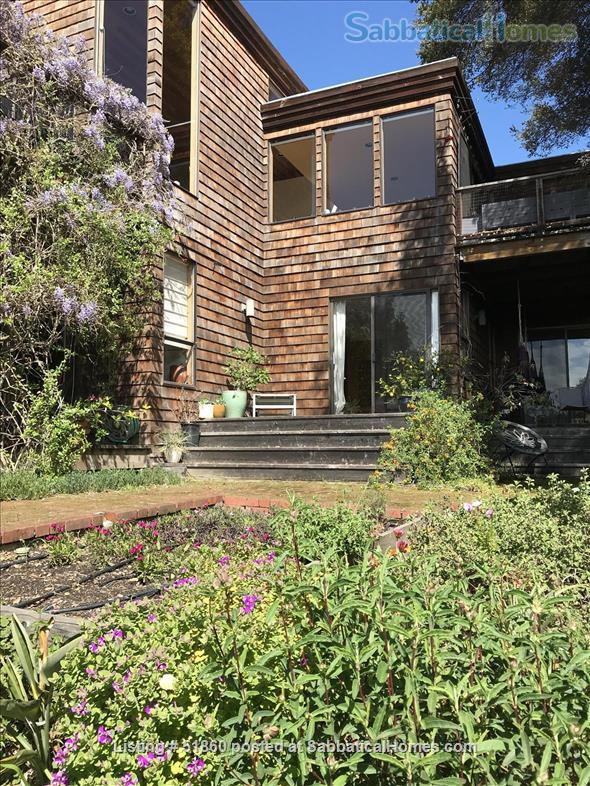 Indoor/Outdoor Living with San Francisco View; 3 bedrooms/2.5 baths - Berkeley, CA Home Rental in Kensington, California, United States 8