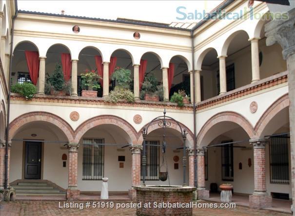 2 bedroom/2 full bathrooms/Terrace/Parking Home Rental in Bologna, Emilia-Romagna, Italy 1