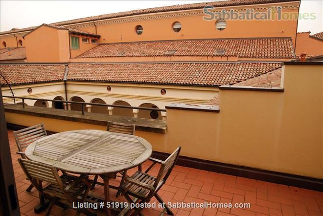 2 bedroom/2 full bathrooms/Terrace/Parking Home Rental in Bologna, Emilia-Romagna, Italy 0