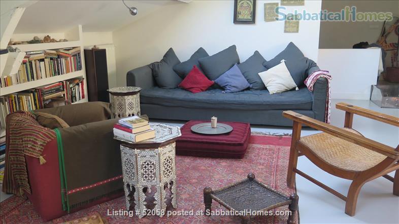 beautiful loft Home Rental in Paris 9