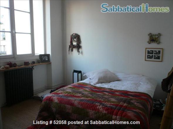 beautiful loft Home Rental in Paris 3