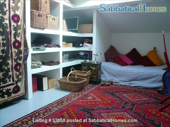 beautiful loft Home Rental in Paris 4