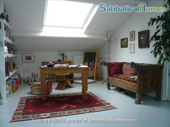 beautiful loft Home Rental in Paris 7