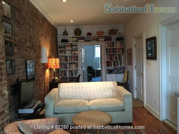 Beautiful sunny apartment in Cobble Hill/Carroll Gardens Brooklyn Home Rental in Kings County, New York, United States 1