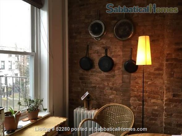 Beautiful sunny apartment in Cobble Hill/Carroll Gardens Brooklyn Home Rental in Kings County, New York, United States 2