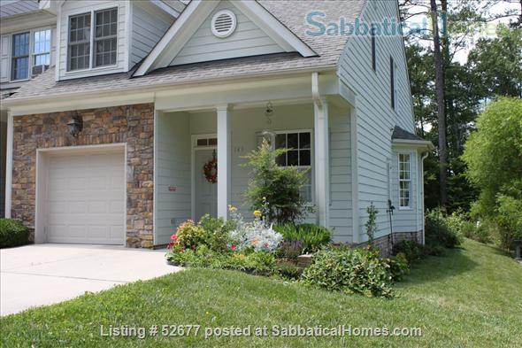 Furnished townhouse close to Duke Home Rental in Durham, North Carolina, United States 1