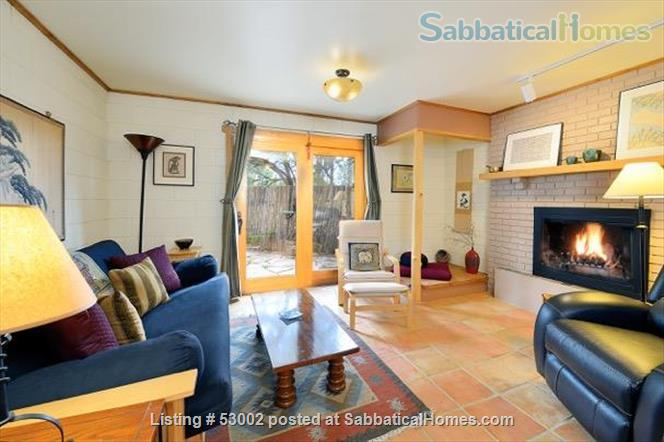 Santa Fe guesthouse in Beautiful Setting Home Rental in Santa Fe, New Mexico, United States 1