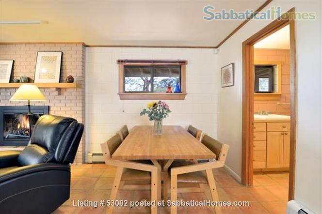 Santa Fe guesthouse in Beautiful Setting Home Rental in Santa Fe, New Mexico, United States 2