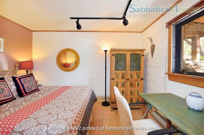 Santa Fe guesthouse in Beautiful Setting Home Rental in Santa Fe, New Mexico, United States 4