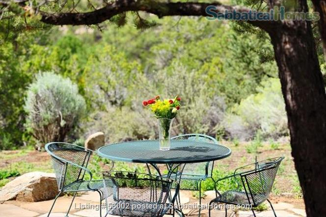 Santa Fe guesthouse in Beautiful Setting Home Rental in Santa Fe, New Mexico, United States 5