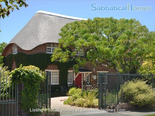 HOUSE TO RENT - SHORT OR LONG TERM STAYS WELCOME.   INEXPENSIVE, SAFE, VERY COMFORTABLE.  A WELL MANAGED HOME FROM HOME Home Rental in Cape Town, WC, South Africa 1