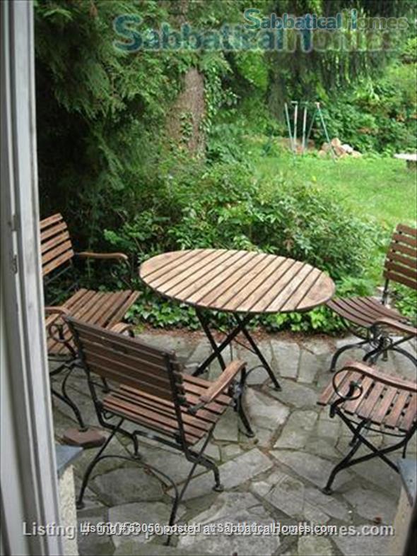 4 bedroom house with garden and pianos in Berlin Dahlem Home Rental in Berlin, Berlin, Germany 9