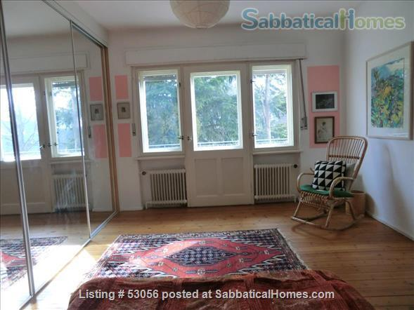 4 bedroom house with garden and pianos in Berlin Dahlem Home Rental in Berlin, Berlin, Germany 6