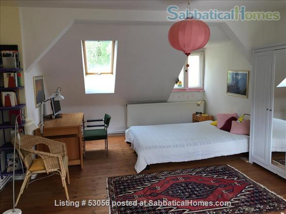 4 bedroom house with garden and pianos in Berlin Dahlem Home Rental in Berlin, Berlin, Germany 8