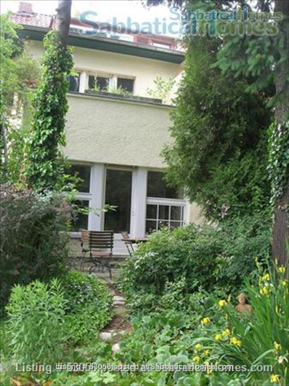 4 bedroom house with garden and pianos in Berlin Dahlem Home Rental in Berlin, Berlin, Germany 1