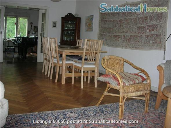 4 bedroom house with garden and pianos in Berlin Dahlem Home Rental in Berlin, Berlin, Germany 3