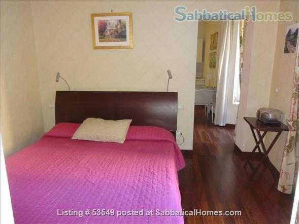 Cozy flat few blocks by the Colisseum (2-3pax) Home Rental in Rome, Lazio, Italy 1