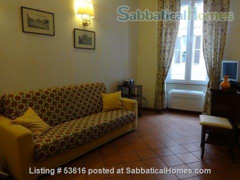 Colisseum  view, cozy apartment in Monti  neighborhood  (2-4 guests) Home Rental in Roma, Lazio, Italy 0