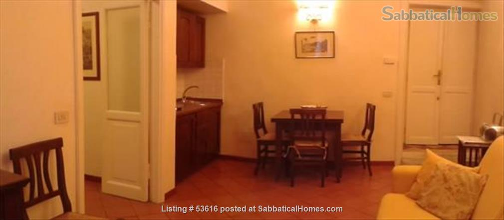 Colisseum  view, cozy apartment in Monti  neighborhood  (2-4 guests) Home Rental in Roma, Lazio, Italy 3