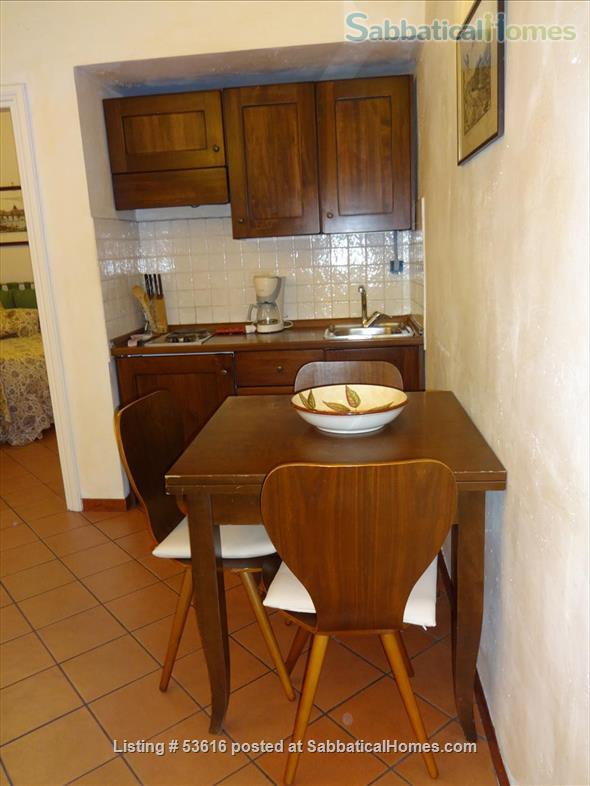 Colisseum  view, cozy apartment in Monti  neighborhood  (2-4 guests) Home Rental in Roma, Lazio, Italy 4