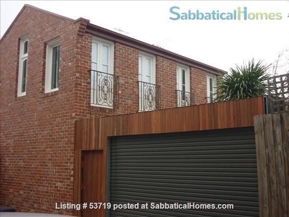 Luxury large furnished studio/house with parking, close Melbourne University, RMIT, CBD,  Home Rental in Brunswick, VIC, Australia 1