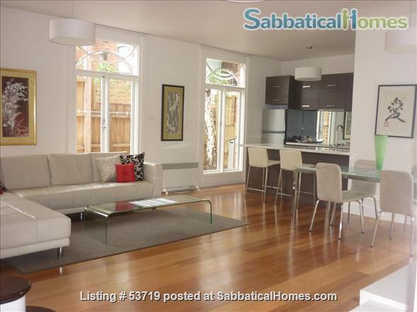 Luxury large furnished studio/house with parking, close Melbourne University, RMIT, CBD,  Home Rental in Brunswick, VIC, Australia 2