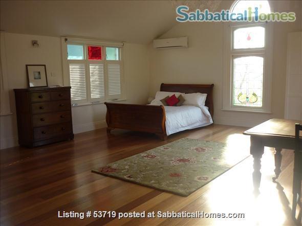 Luxury large furnished studio/house with parking, close Melbourne University, RMIT, CBD,  Home Rental in Brunswick, VIC, Australia 6