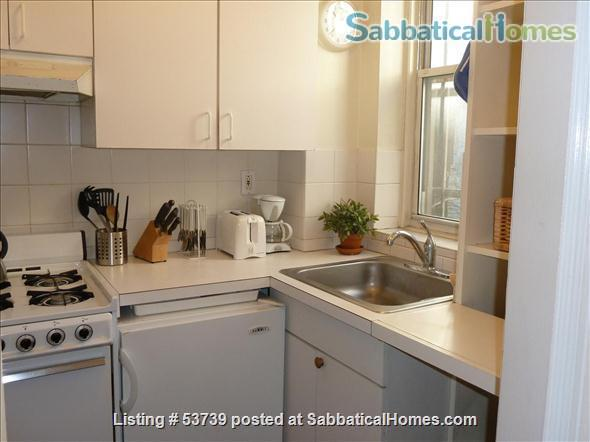 Loads of Light Loads of Charm  Entry Level Townhouse Ap't. Long/Short Term Home Rental in New York, New York, United States 5