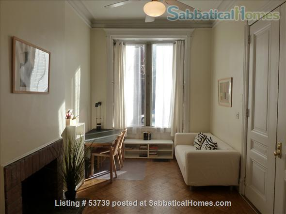 Loads of Light Loads of Charm  Entry Level Townhouse Ap't. Long/Short Term Home Rental in New York, New York, United States 1