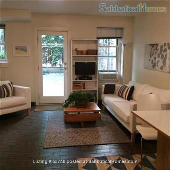 Large Private Studio Apartment Perfect for living and working. Steps to Central Park Home Rental in New York, New York, United States 1