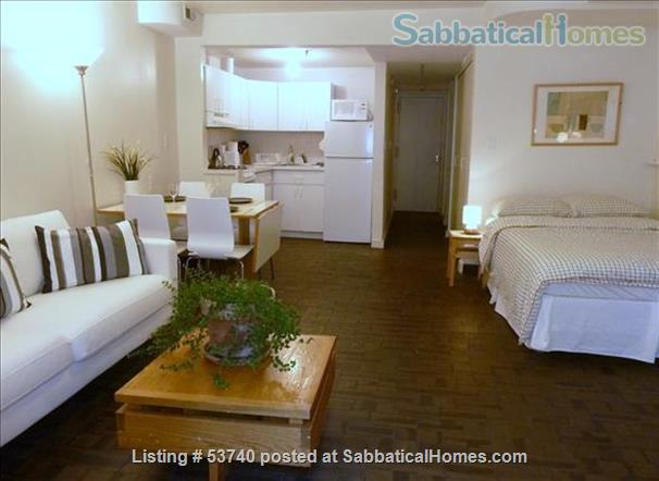 Large Private Studio Apartment Perfect for living and working. Steps to Central Park Home Rental in New York, New York, United States 0