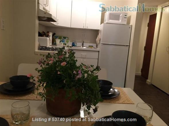 Large Private Studio Apartment Perfect for living and working. Steps to Central Park Home Rental in New York, New York, United States 3